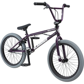 "GT Bicycles Slammer 20"", satin translucent purple/white"